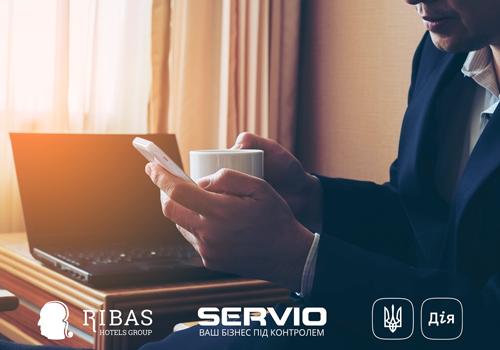 Ribas Hotels Group подключились к передаче данных через штриховой код приложения Дія