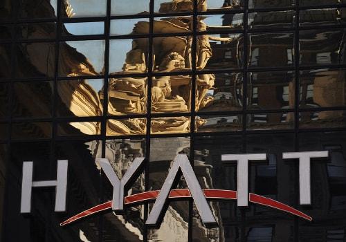 Онлайн-система Visionline в гостинице Hyatt