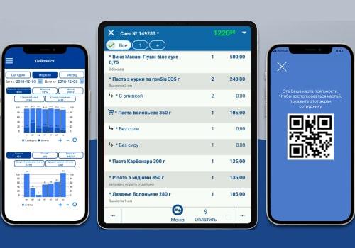 Мобильные приложения в ресторанном и отельном бизнесе