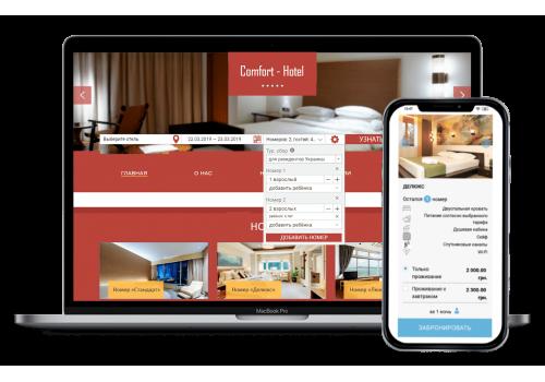 5 инструментов SERVIO для бронирования номеров в гостинице