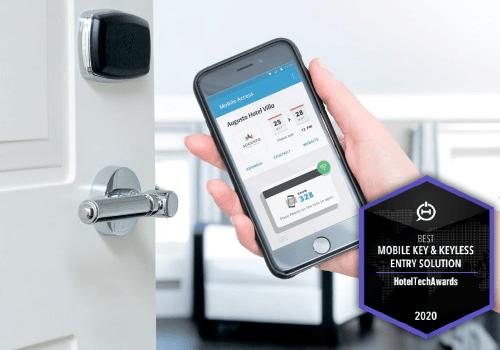 «Мобильный ключ» от ASSA ABLOY Global Solutions - №1 в мире