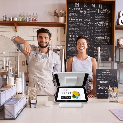SERVIO POS InfoDisplay для клиентского монитора