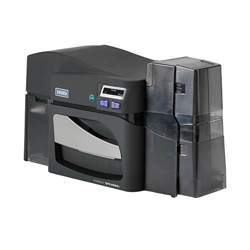 Принтер печати карт HID FARGO DTC4500E