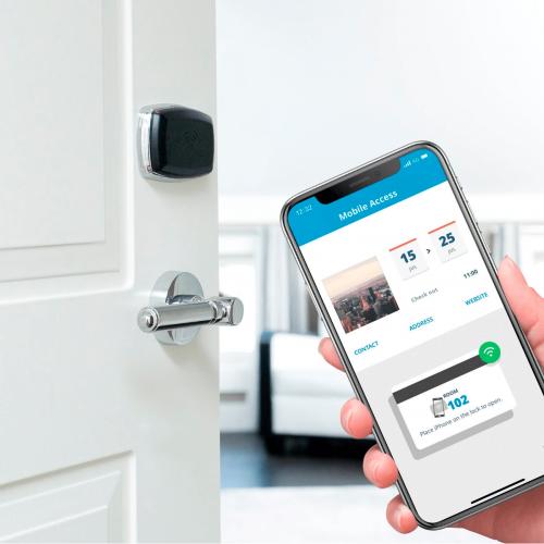Мобильный ключ – современная опция для работы с бесконтактными замками