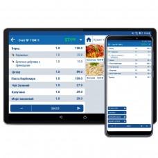SERVIO POS Mobile для мобильности официантов