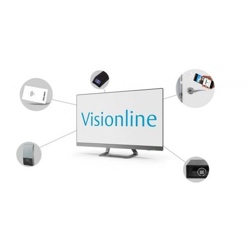 Система управления электронными замками в отеле Visionline